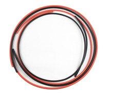 2,5 mm² 14AWG 20m 10m 15m 5m Solar Kabel Rot oder Schwarz PV Kabel Draht Kupfer dirigent XLPE Jacke TÜV Certifiction EU UNS