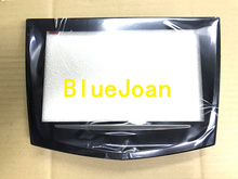 100% ใหม่ OEM โรงงานหน้าจอสัมผัสใช้สำหรับ Cadillac รถ DVD GPS นำทางจอ lcd Cadillac touch digitizer