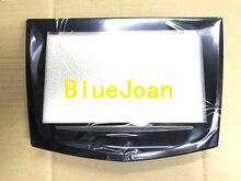 100% Оригинальный Новый OEM Заводской сенсорный экран для Cadillac автомобильный DVD GPS навигация ЖК панель Cadillac сенсорный дисплей дигитайзер