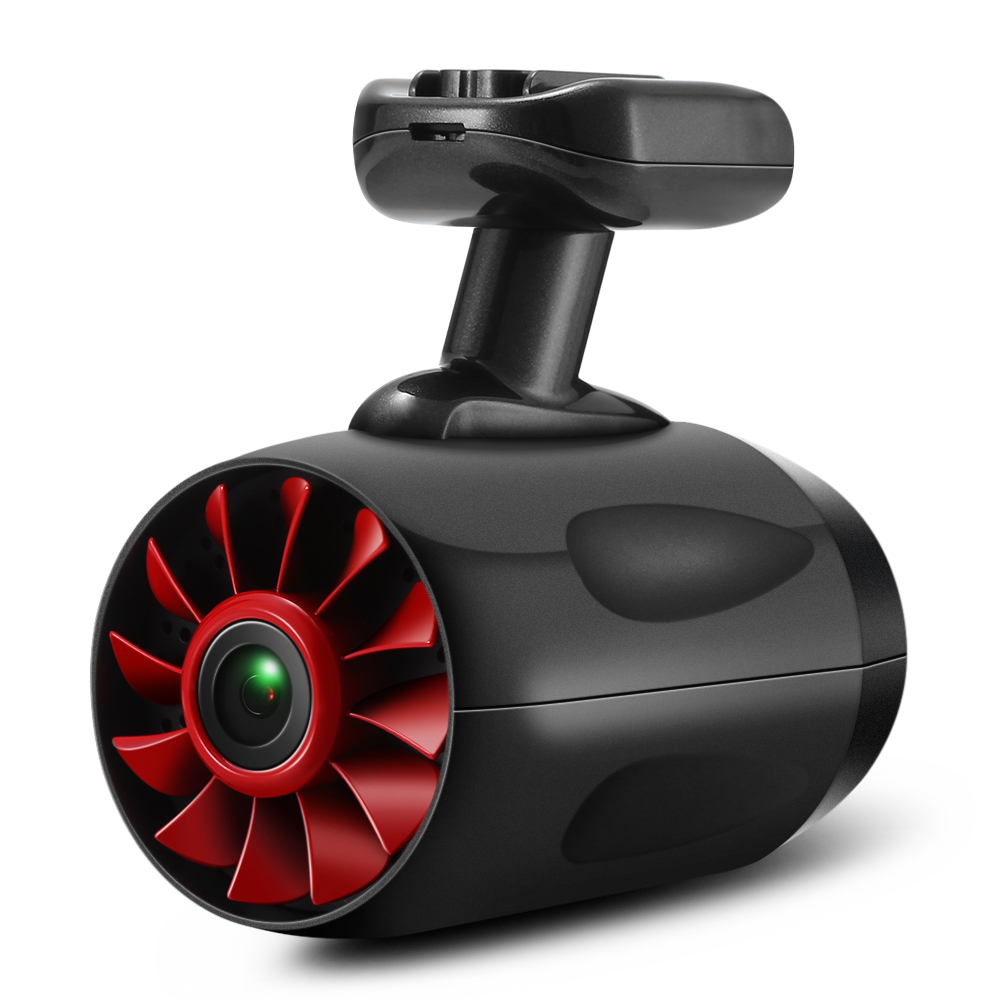 ZEEPIN H030 Hidden WiFi Dash Cam GPS Ambarella A12 Night Vision ADAS LDWS 1296P 160 Degree Car Driving Recorder