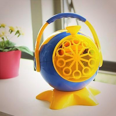 Portable Automatic Toys Hubble-bubble Machine Octopus Hubble-bubble Machine
