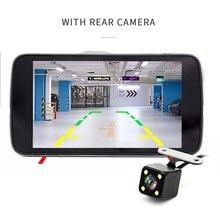 HYT H300 4.0″ Car DVR Camera Dual Lens LDWS ADAS Rear view Support Front Car Distance warning Full HD 1080P car dvrs dashcam