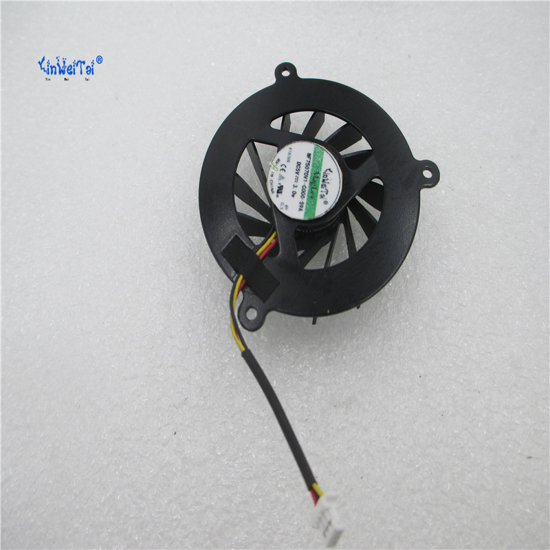 Купить с кэшбэком 2pcs  Laptop CPU Cooling fan cooler for Fujitsu Siemens Esprimo Lifebook M9400 U9200 FAN GC054509VH-A
