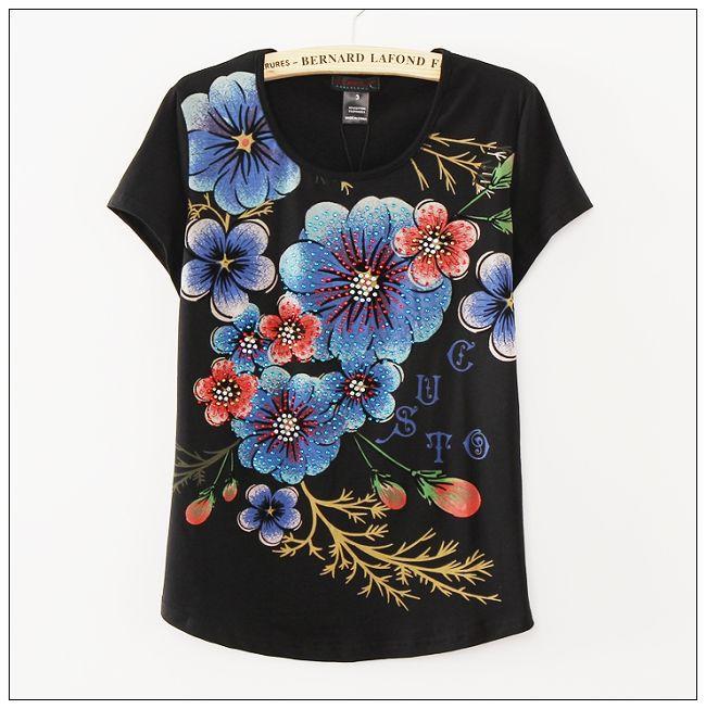 2015 top quality kashitu brand design paris style for T shirt design wholesale
