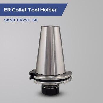 SK50-ER25C-60 ER Collet Tool Holder High Precision