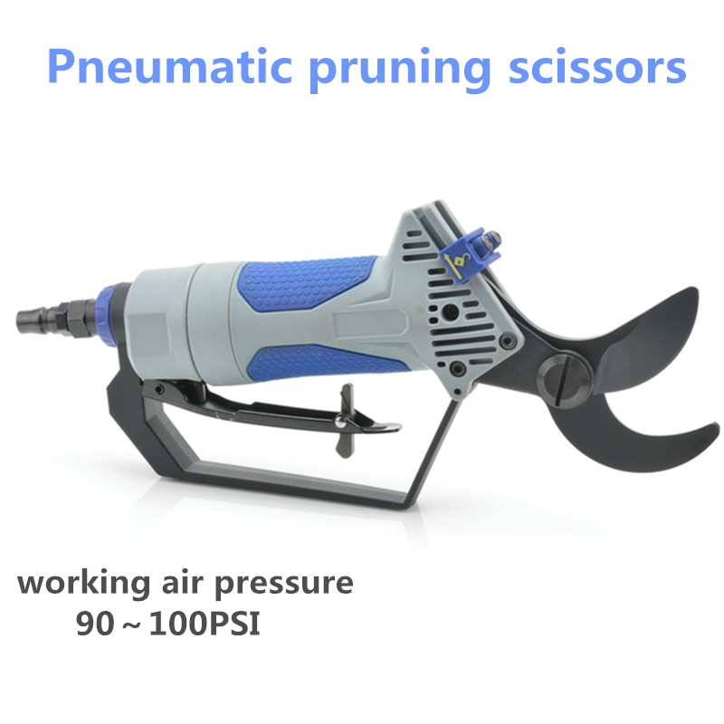 Pneumatic Pruning Shears Handheld Pneumatic Fruit Tree Shears Efficient and durable Garden Branch Scissors Garden Pruning Tools update vtr using aco algorithm and efficient warehouse etl tools