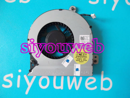 original FOR DELL Alienware M18x CPU Processor Cooling Fan 0RTRCG RTRCG ,Free shipping ! ! laptop fix speaker for dell alienware m18x subwoofer