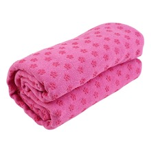 Non Slip Yoga Mat Cover Towel Blanket Sport Fitness Exercise Pilates Workout Free Shipping