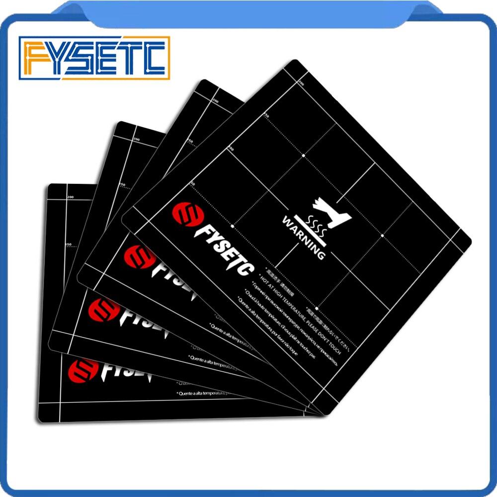 Creality 3D Printer 235x235mm Build Surface Heat Hot Bed Platform Sticker Sheet