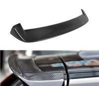 JIOYNG Carbon Fiber 3D Car Rear Wing Trunk Lip Spoilers For BMW 1 Series F20 116i 118i 2012 2013 2014 2015 2016 2017