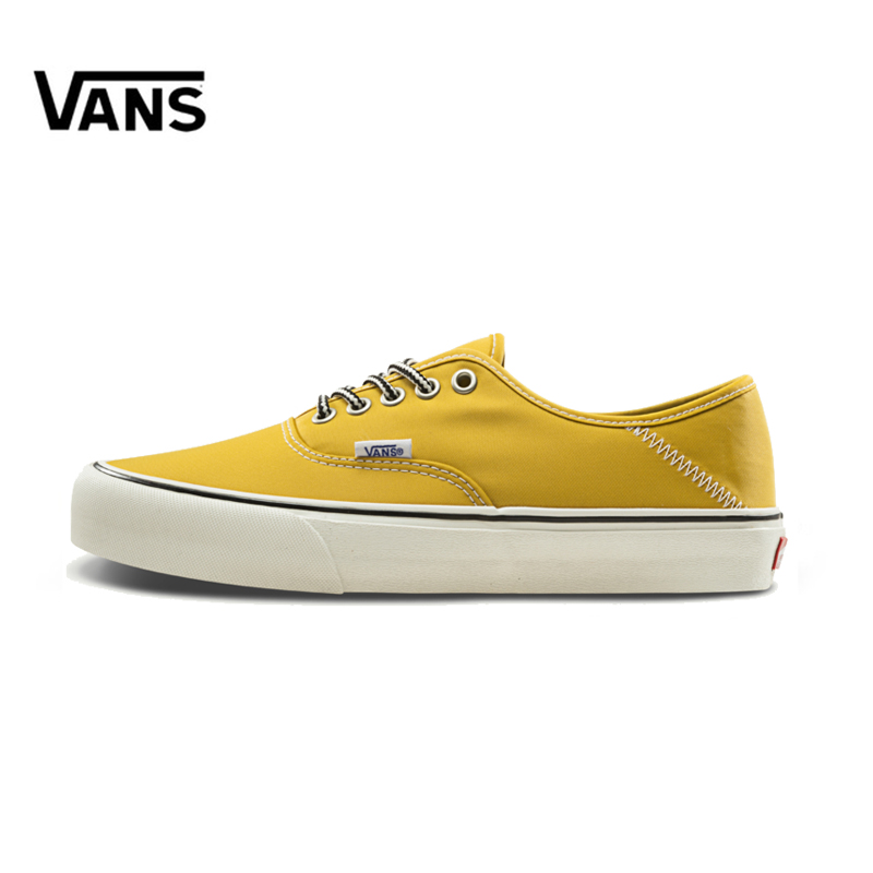 Original New Arrival Vans Mens Classic Old Skool Low-top Skateboarding Shoes Sneakers Canvas Sport Outdoor VN0A3MU6QBU original new arrival van classic unisex skateboarding shoes old skool sport outdoor canvas comfortable sneakers vn000d3hw00