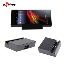 Effelon Magnetic USB Charger Docking Stand Desktop For Sony Xperia Z3 Compact mini