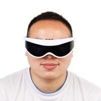 Электрический Устройство для массажа глаз инструмент прибор для защиты глаз виброотвод для снятия усталости Уход за глазами Здоровье Масс...