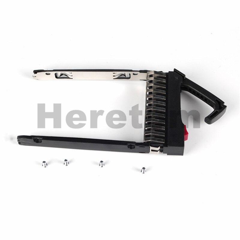"""HP DL380 DL360 DL385 ML370 ML350 570 G6 G7 2.5/"""" Tray Caddy 500223-001 w//screws"""