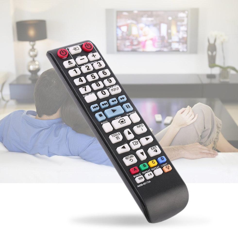 10PCS Smart Remote Control AK59-00172A For DVD Blu-Ray Player BD-F5700 For Samsung blu ray плеер samsung bd j7500 black