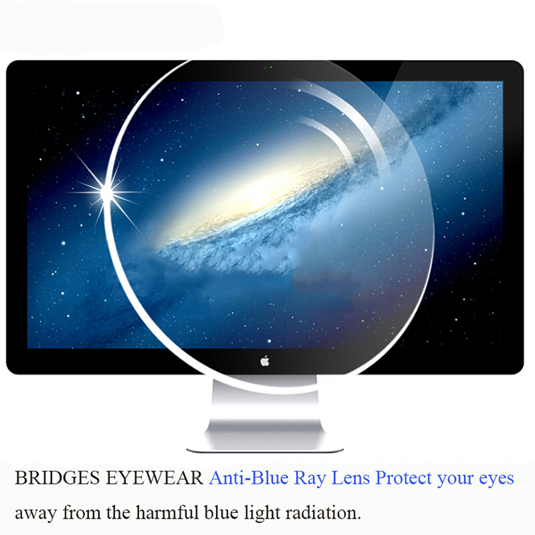 1-56-Index-Anti-Blue-Ray-Prescription-Lenses-Aspherical-Computer-Professional-Lenses