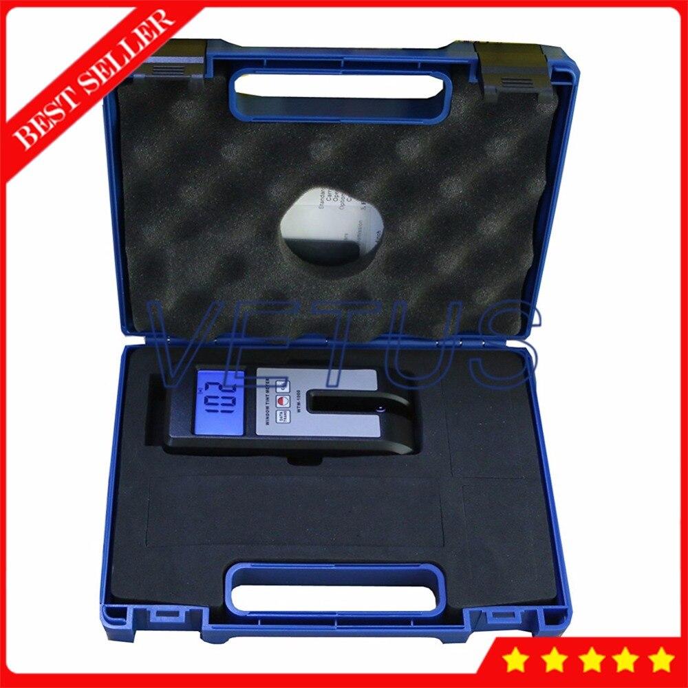 Pantalla LCD Portátil Digital Window Tint Light Transmission Meter WTM1000 Probador