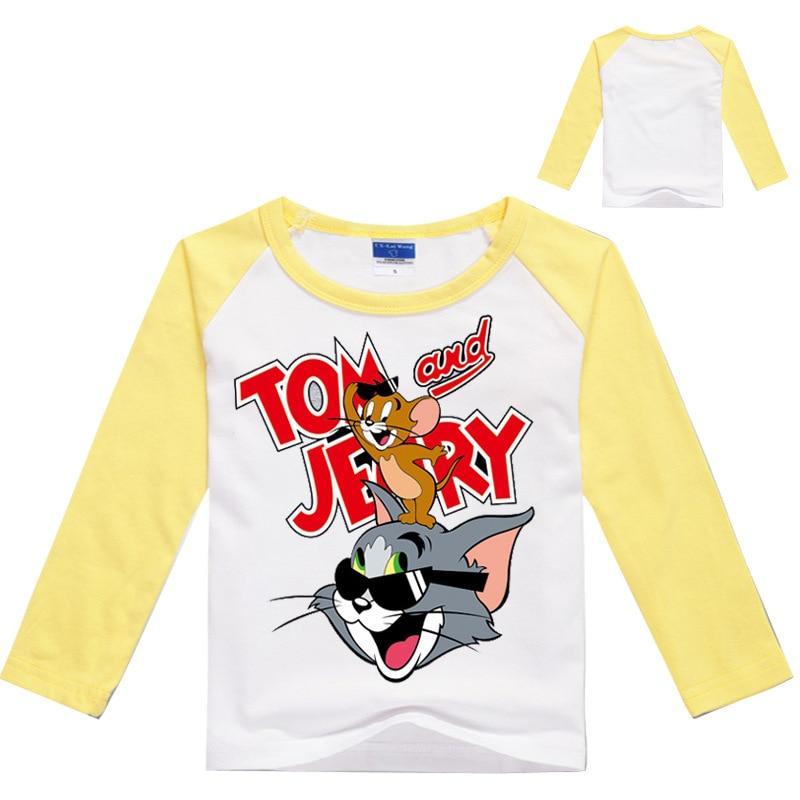 Z & Y 3-16Years GTA 5 티셔츠 소년 게임 의류 소년 긴 - 아동복 - 사진 5