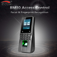 5YOA BM10 Biometric Facial Face Fingerprint Access Control WIFI Time Attendance Machine Electric Sensor Code System Door Lock