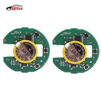KEYECU 2 Pcs/lot Rechargeable Battery Remote Borad CAS System 315LP/315/433/868MHz for 2007-2014 Mini Cooper IYZKEYR5602