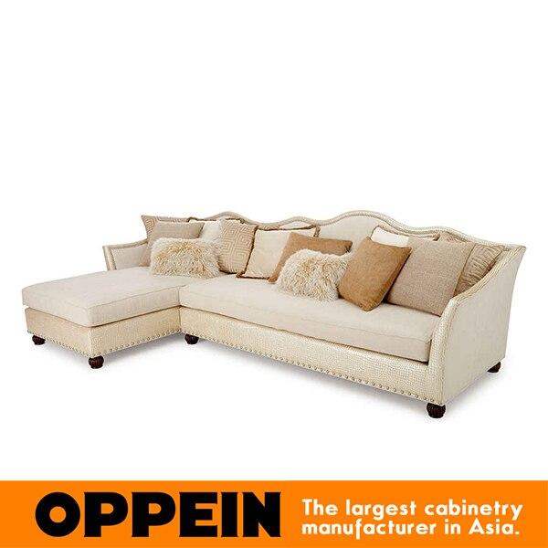 Modern sectional corner fabric sofa modern furniture for Best sofa set designs