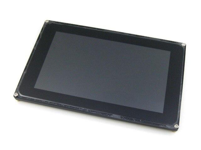 7 дюймовый Емкостный Сенсорный ЖК (D) FT5206 5 Мульти-Сенсорный ЖК-Дисплей 1024*600 Многоцветный Графический ЖК-ДИСПЛЕЙ TFT Сенсорный Экран с RGB LVDS