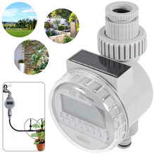 VOGVIGO Garden Watering Timer LCD Automatic Electronic irrigation Controller Water Home Digital Intelligence System