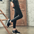 2016 New Fashion Sexy Stretched Clothes Breathable Quick-Drying Women Sportswear Leggings Fitness Active Pants Y25186