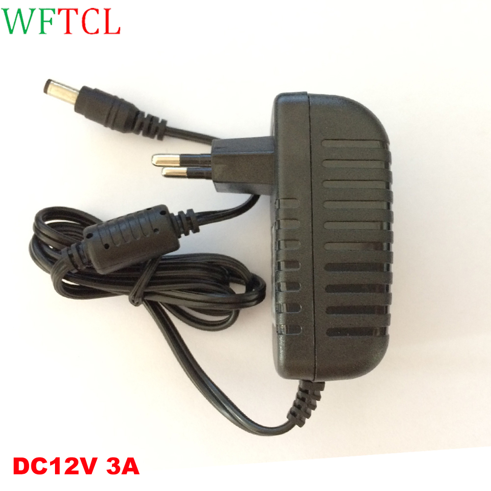LED Éclairage Transformateurs 12 Volt 3 Amp LED Bande Lumière Puissance Adaptateur, AC à DC Alimentation UE, AU, US Mur Plug pour LED Lampe