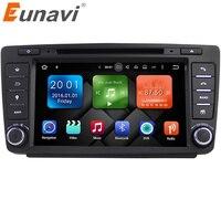Eunavi 2 Din Car DVD GPS For Skoda Octavia 2012 2013 A 5 A5 Yeti Fabia