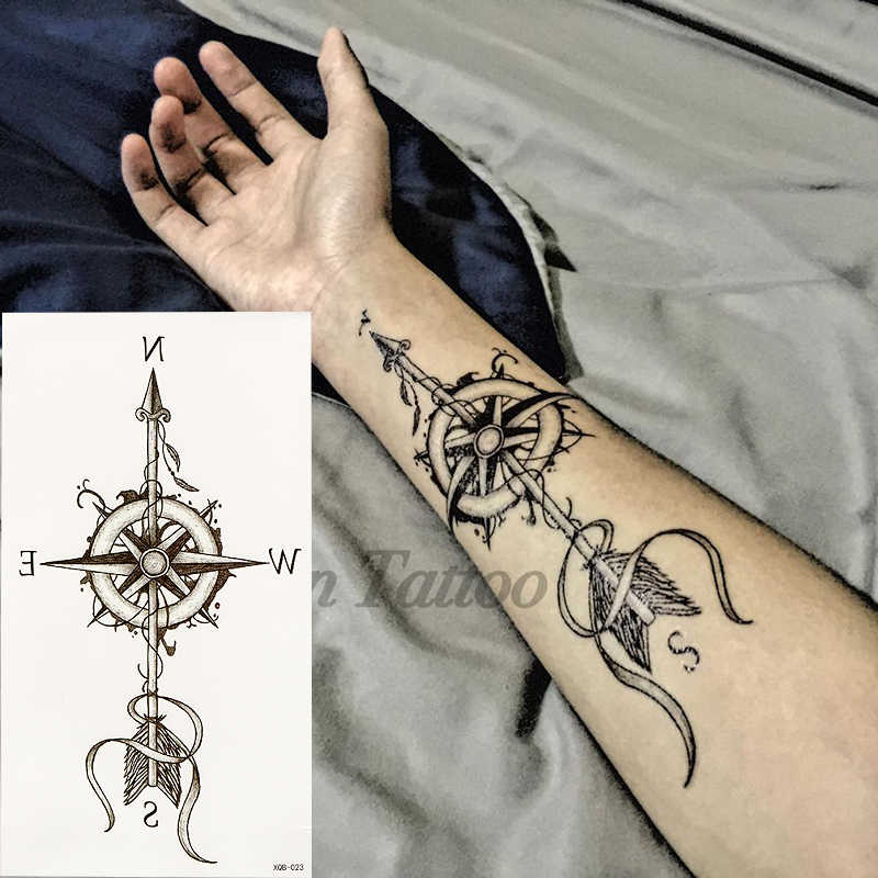 Detail Feedback Questions About 1 Pieces Compass Arrows Hot Black