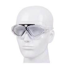 New Swimming glasses men women Professional anti fog big frame Swim Eyewear natacion Adult water Diving masks goggles
