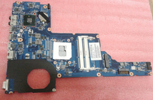 653087-001 Laptop motherboard for HP Pavilion G6 G6-1000 with HM55 i3-370M Mainboard full tested