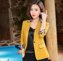 England Wind Fashion Women Short Type Long Sleeve Temperament Casual OL Working Coats Jackets