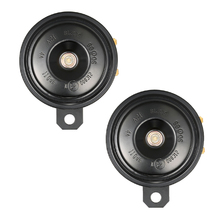 Universal 1Pair 48W 110db 12V 4A Car Truck Automotive Front Grille Electric Horns Speaker
