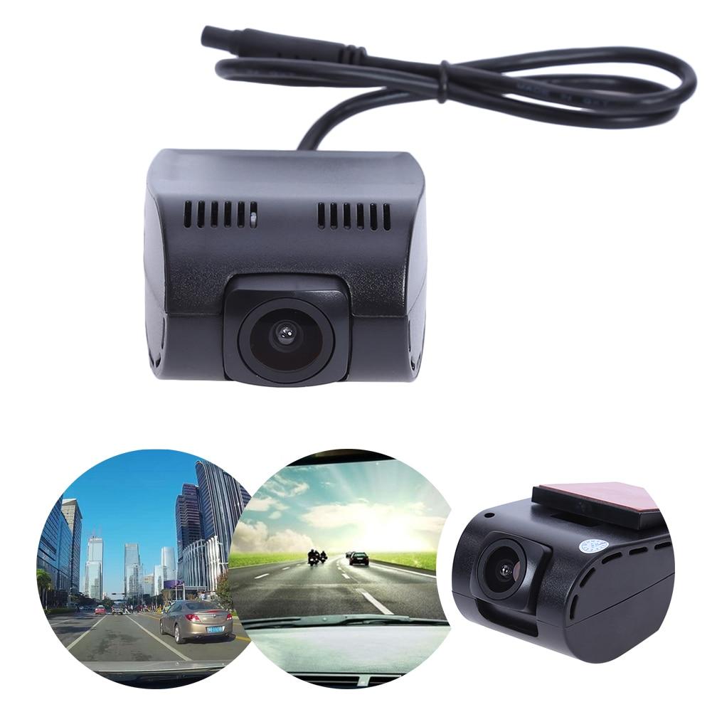 USB Car DVR Driving Car Camera Dash Cam Registrator Digital Video Recorder Night Version Dash Camera High Quality