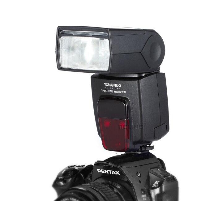 Yongnuo YN-568EX YN 568EX YN-568EXII YN568EX II Flash Speedlite TTL Auto 1/8000s for Canon 5D3 5D2 6D 7D Nikon D800 D750 D7100