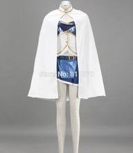 Puella magi madoka magica miki sayaka cosplay dress anime trajes de las mujeres
