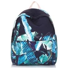 Небольшой свежий холст сумка женская Корейской версии ветра и искусства рюкзак случайные студентов мешок печати