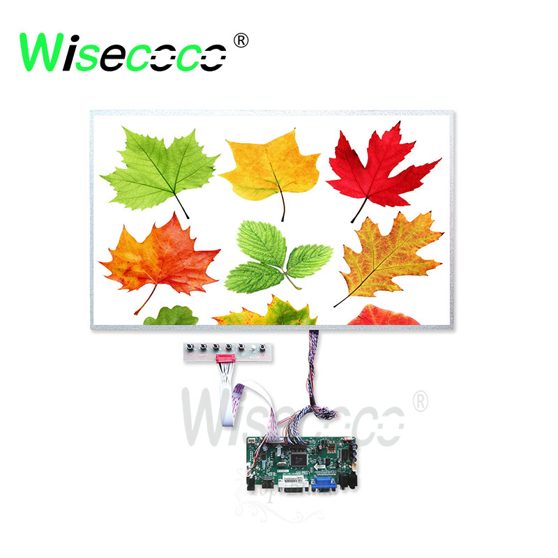 17.3 inch 1600*900  TFT LCD popular big screen HD+ display with VGA HDMI driver board for laptop PC notebook DVD play