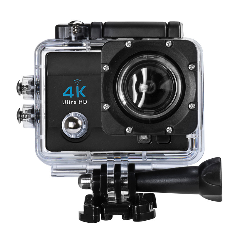 100% Original MLLSE Sport Action Camera go style pro 4 Ultra HD 4K wifi 60FPS DVR 16MP 2.0LCD waterproof 30M Action Camera original ruisvin s30a 4k wifi full hd 1080p 60fps 2 0 lcd action camera 30m diving go waterproof pro camera ultra hd sports cam