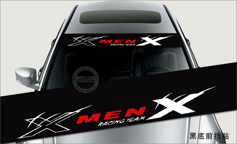 Image 5 - High Quality Car Window Shade Front Windshield Sticker Rear Windscreen Decal Many Designs Chosen OCT 44-in Car Stickers from Automobiles & Motorcycles