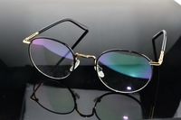 High Reading Presbyopia Myodisc Glasses Custom Made Prescription 1.61 .167 1.74 Eyeglasses Round frame spectacles +4.5 To+12