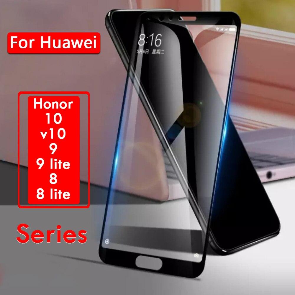 Szkło ochronne dla Huawei Honor widok 10 widok szkła V10 9 8 Lite szkło hartowane Case na Huavei Huawei View10 9 lite 8 lite 9 H