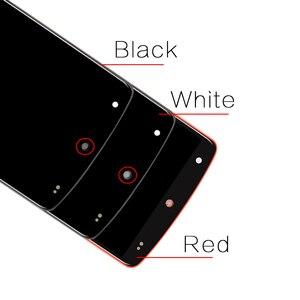 """Image 3 - Original 4.95 """"IPS für LG Nexus 5 LCD Display Touchscreen Digitizer Montage mit Rahmen Nexus5 D820 D821 Bildschirm ersatz"""