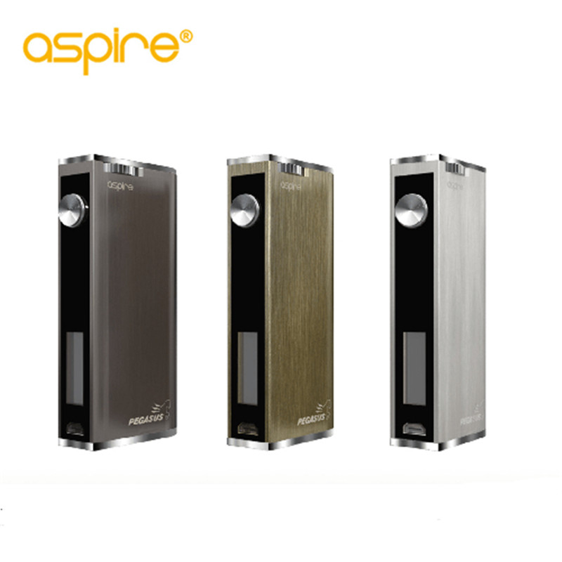 Original Aspire Pegasus 70W Box Mod temperature control device settings a wonderful combination of functionality and