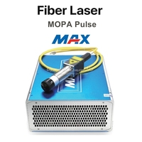 MAX 20W Mopa pulse Industrial Fiber DIY Laser making machine source GQM 1064nm for Laser Marking Machine