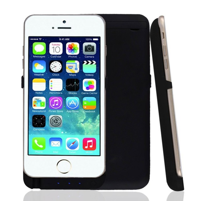 iphone 6 charger case 10000mah