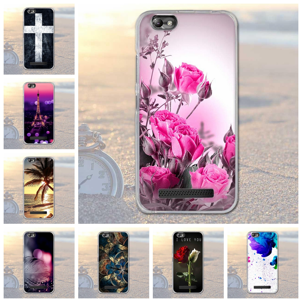 For Lenovo Vibe C Silicone Cover Case For Lenovo A2020 A2020a40 DS A 2020 Soft TPU Phone Cover Bag for Lenovo Vibe C A2020 a2020