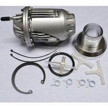 Válvula de soplado sqv4 turbo de alta calidad, kit de válvula de descarga, negro y plateado, envío gratis